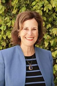 Marjorie Zayz, Dean of Graduate Division
