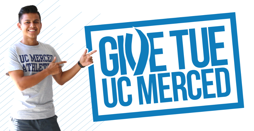 Give Tue UC Merced is Nov. 27