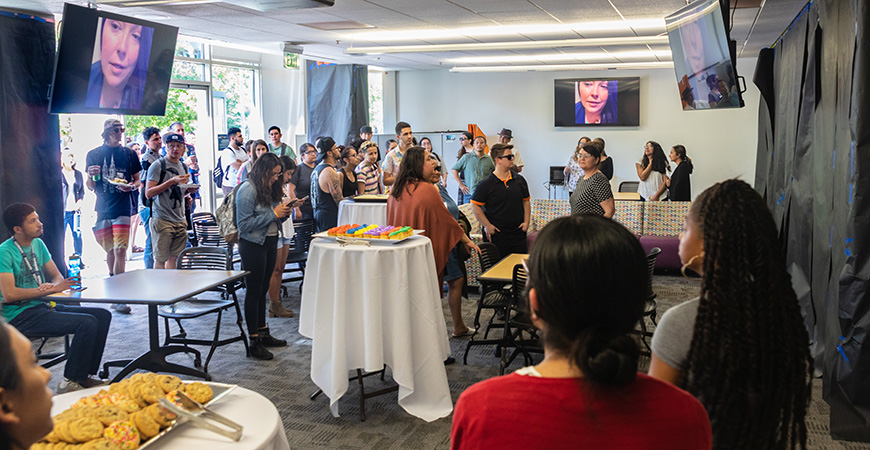 UC Merced's new Multicultural Center opened last month after years of searching for a permanent space on campus.