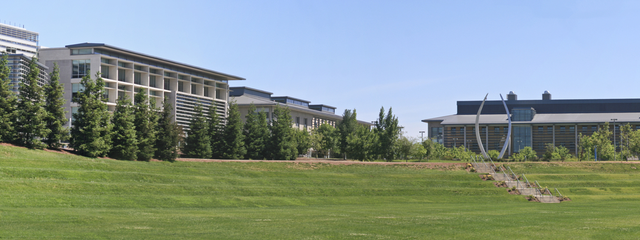 UC merced buildings