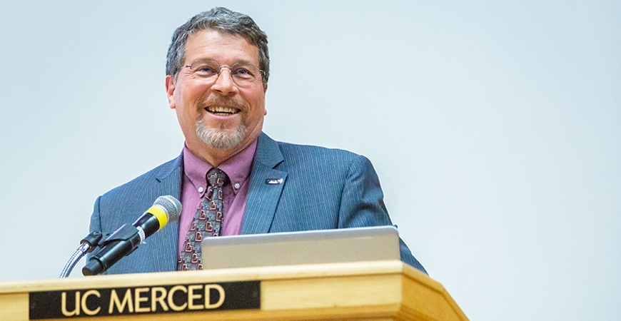 Gregg Camfield Named Executive Vice Chancellor and Provost