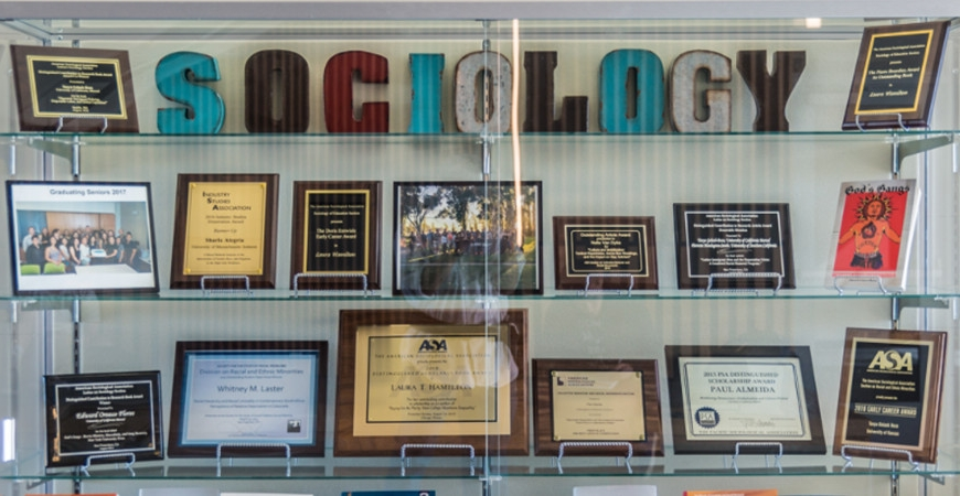 Sociology Faculty, Students Gaining National Recognition